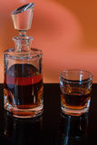 whiskey Fotografia de Stock Royalty Free