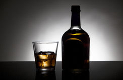 whiskey Photo libre de droits