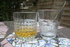 whiskey Arkivfoto