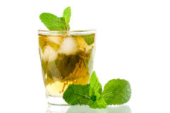 Whiskey alcohol cocktail Royalty Free Stock Photos
