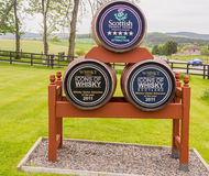 Free Whiskey Barrels Royalty Free Stock Images - 73225979