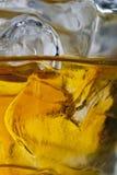 Whiskey close up Royalty Free Stock Photos