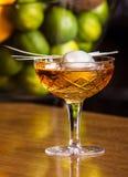 Whiskey Cocktail stock photos