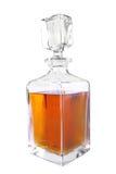 Whiskey deacanter Royalty Free Stock Photos