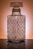 Whiskey decanter. In the studio Stock Photography