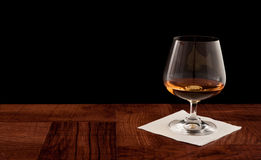 Whiskey glass Royalty Free Stock Image