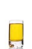 Whiskey and lemon Royalty Free Stock Photo