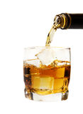 Whiskey mix Royalty Free Stock Photo