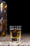 Whiskey Shot Stock Photo