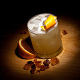 Whiskey Sour Royalty Free Stock Image