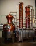 Whiskey still Royalty Free Stock Photo