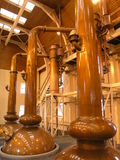 Whiskey Stills Royalty Free Stock Image