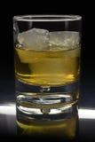 Whiskey ? Sur les roches ! Photographie stock libre de droits