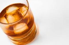 Whiskey sur les roches Photo libre de droits
