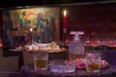 whiskey royaltyfri bild