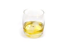 Whiskeyglass Royalty-vrije Stock Afbeelding