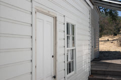 Whiskeytown Camden House Royalty-vrije Stock Afbeelding