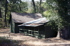 Whiskeytown Camden House Barn Stock Image
