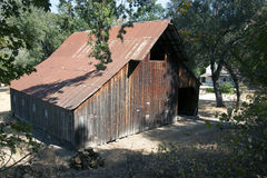 Whiskeytown Camden House Horse Barn Royaltyfri Bild