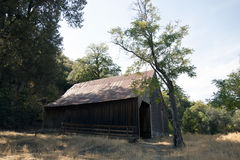 Whiskeytown Camden House Horse Barn Fotos de Stock