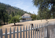 Whiskeytown Camden House royalty free stock images