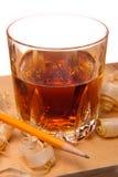 whiskeyträ Arkivbilder