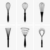 Whisks Stock Photography