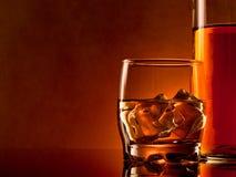 Whisky royalty-vrije stock afbeeldingen