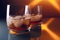 Whisky Fotografía de archivo