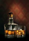 whisky Royaltyfri Fotografi