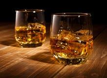 Whisky Fotografie Stock Libere da Diritti