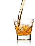 Whisky foto de archivo libre de regalías