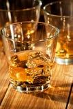Whisky Arkivbild