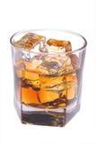 Whisky royalty-vrije stock foto's