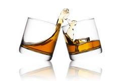 whisky Arkivfoton