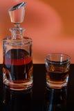whisky Fotografía de archivo libre de regalías