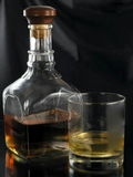 whisky. Obrazy Stock