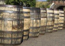 Whisky Barrel Royalty Free Stock Image