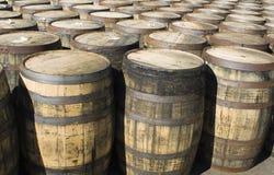 Whisky baryłka Obraz Stock