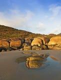 Whisky Bay Beach, Wilsons Promontory Royalty Free Stock Photo