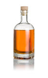 Whisky bottle Royalty Free Stock Photo