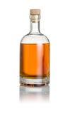 Whisky butelka Zdjęcie Royalty Free