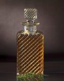 Whisky dekantator Obraz Stock