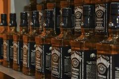 Whisky del ` s de Jack Daniel Foto de archivo