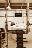 Whisky destylarnia Obrazy Stock