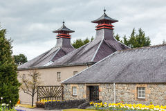 Whisky distillery Stock Photography