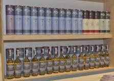 Whisky Dram Festival in Kiev, Ukraine Stock Image