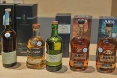 Whisky Dram Festival in Kiev, Ukraine Royalty Free Stock Photography