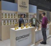 Whisky Dram Festival in Kiev, Ukraine Stock Images