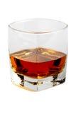 Whisky ed indicatore luminoso Fotografie Stock Libere da Diritti